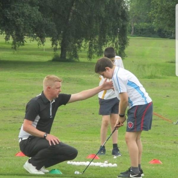 Charnwood Golf Pro